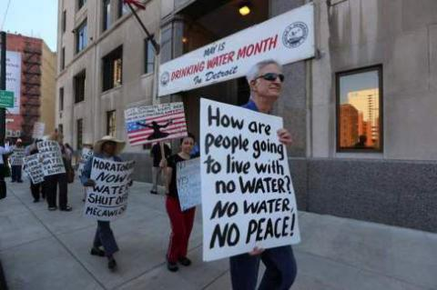 Baltimore Shutting Off Water To Thousands While Ignoring Corporate Debtors | Portside.