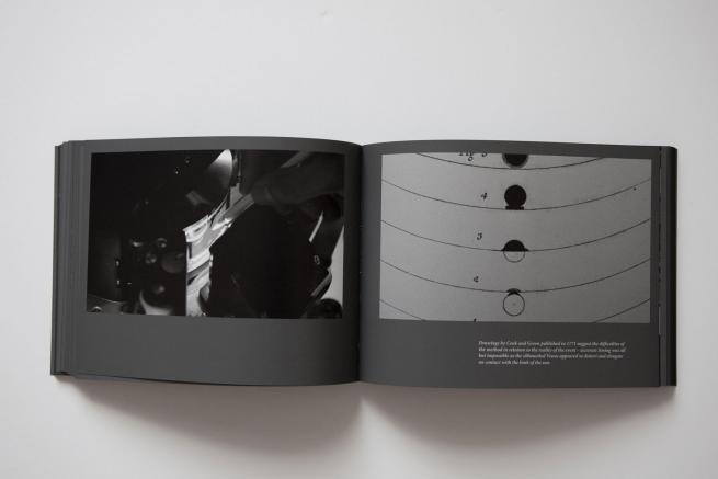 Simon Starling, Black drop, 2012.