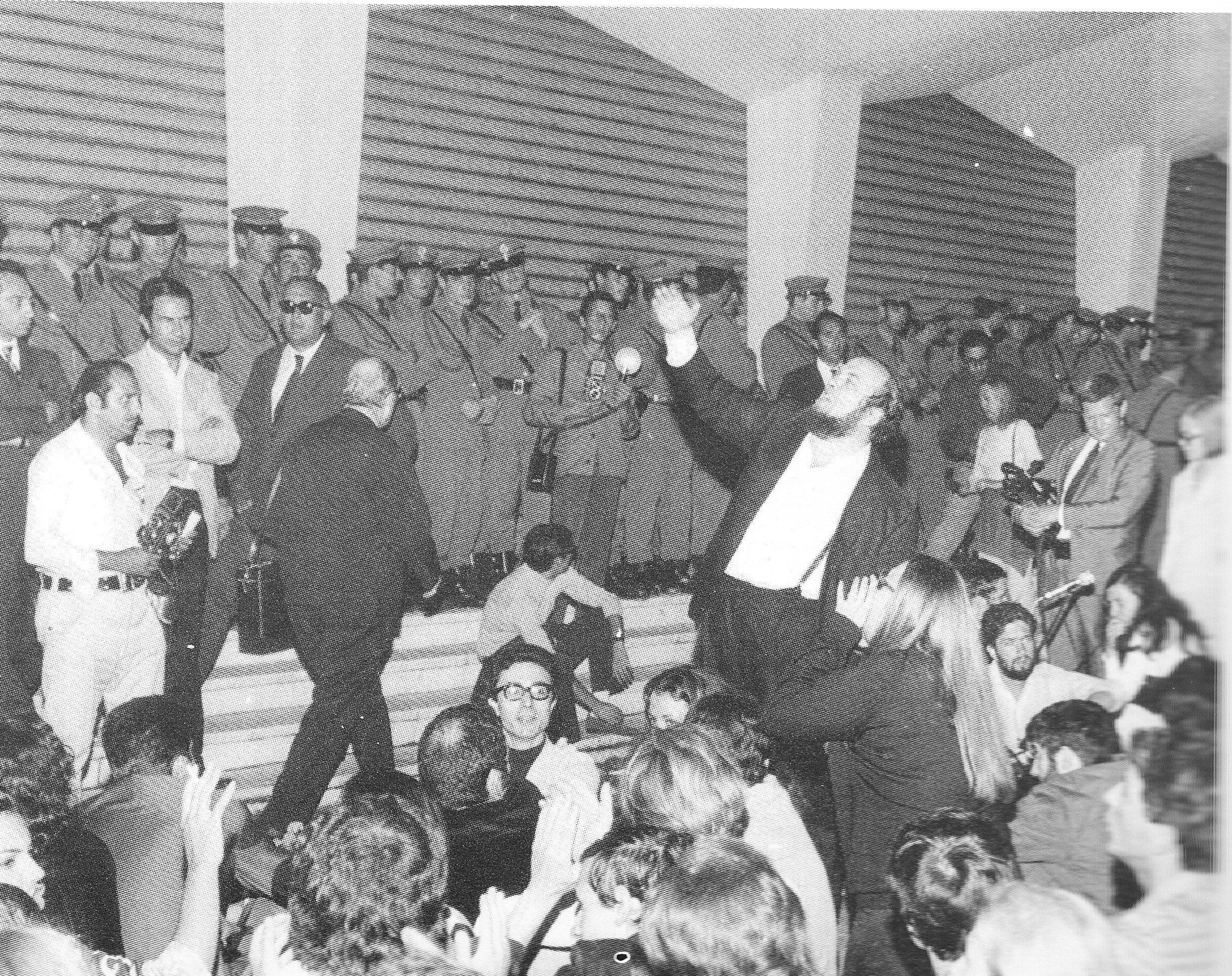 Contestazione alla Biennale di Venezia del 1968